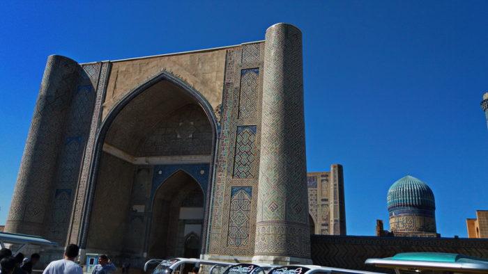 Мечеть Биби Ханум