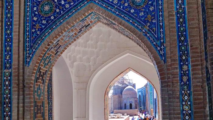 Мавзолеи Узбекистана