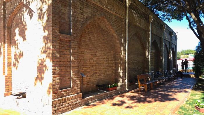 Мавзолей Святого Даниила в Самарканде