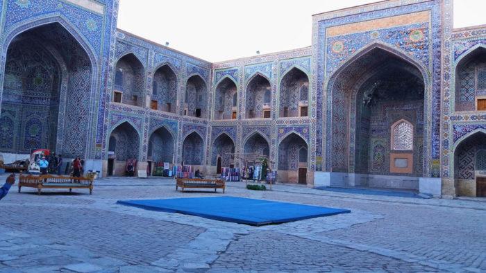 Медресе Регистан