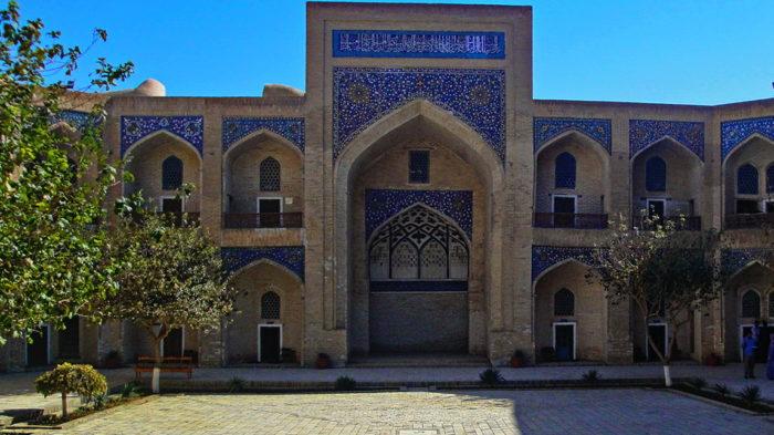 Медресе Мир Араб