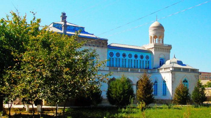 Дворец Ситораи Моха Хоса