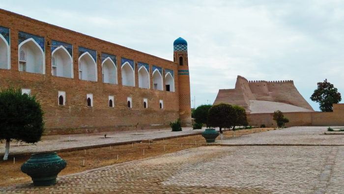 Медресе Мухаммад Амин хана