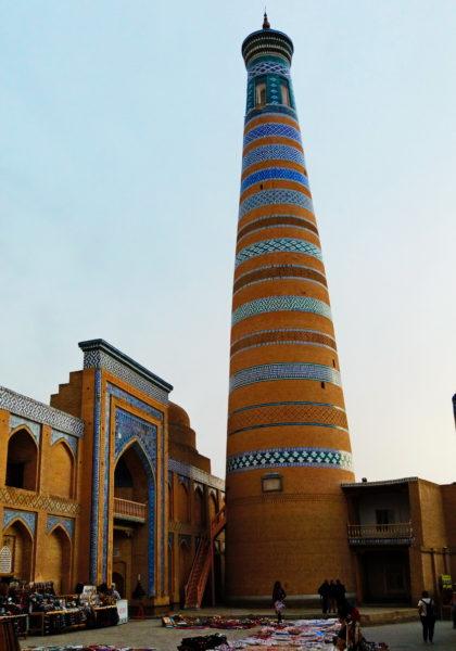 Минарет Ислам Ходжа