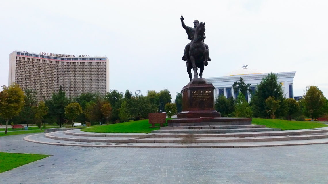 Коротко о Ташкенте