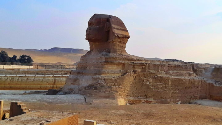 Путешествие к пирамидам